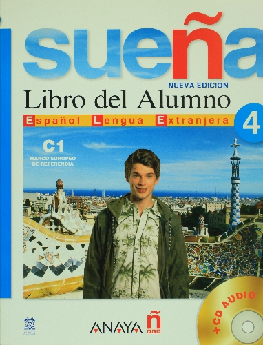 Suena 4. Libro del Alumno + 2 CD Audio