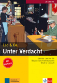 Leo & Co. A2: Unter Verdacht (+ Audio-CD)