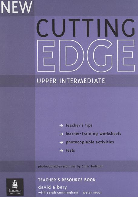 New Cutting Edge Upper-Intermediate Teacher's Book with Test Master CD-ROM