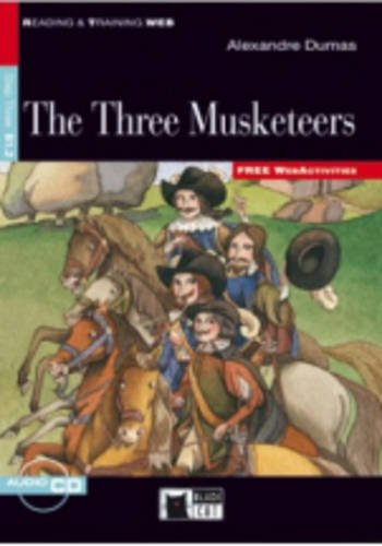 Reading & Training Step 3: The Three Musketeers + CD