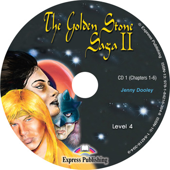 Graded Readers Level 4 The Golden Stone Saga II Audio CD CD1