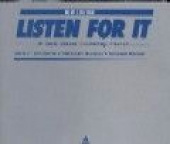 Listen for It: A Task-Based Listening Course Audio CD