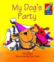 Cambridge Storybooks Level 1 My Dog's Party