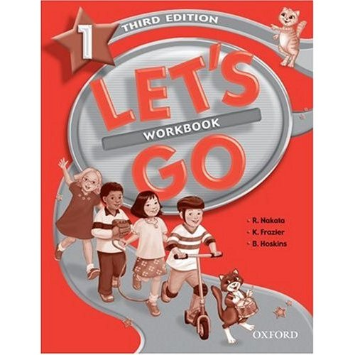 Let's Go Third Edition 1 Workbook