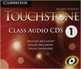 Touchstone Second Edition 1 Class Audio CDs (3)