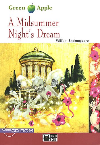 Green Apple Step1:  A Midsummer Night's Dream with CD-ROM