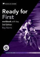 Ready for First 3rd Edition: Workbook (+ Key) + Audio CD Pack