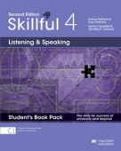 Skillful Second Edition 4 Listening and Speaking Premium Student's Pack