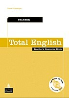 Total English Starter Teacher's Resource Book with CD-ROM