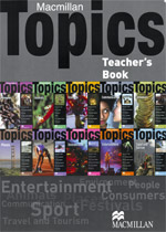Macmillan Topics:   All Levels British English A1 - B1: Teacher's Book