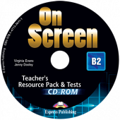 On Screen Revised B2 Teacher's Resource Pack and Tests CD-Rom
