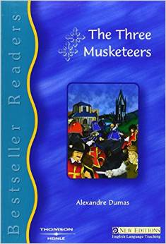 Bestseller Readers Level 4: The Three Musketeers with CD