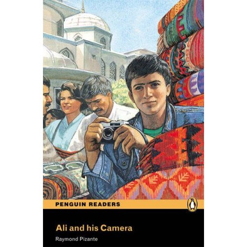 Ali & his Camera (With Audio CD)