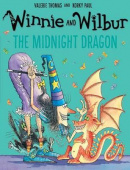 Winnie and Wilbur: The Midnight Dragon (Paperback)