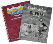 Poptropica English Islands 3 Teacher's Book and Online Game Access Card pack