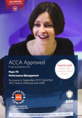 ACCA F5 Performance Management: Practice and Revision Kit 2018