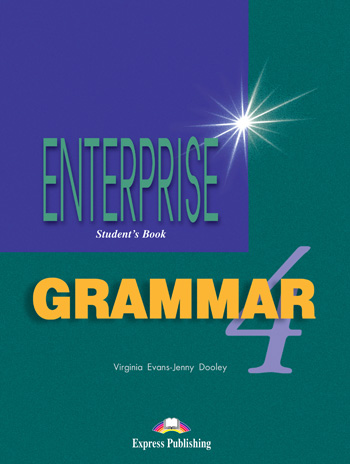 Enterprise 4 Grammar Book