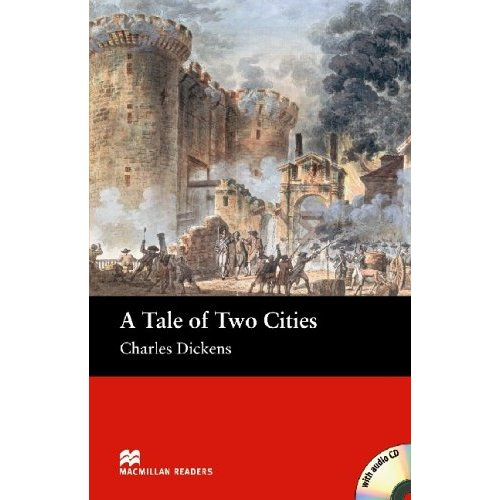 A Tale of Two Cities (with Audio CD)