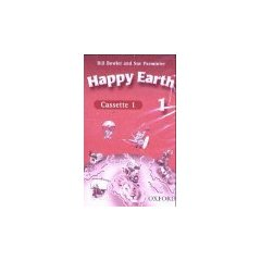 Happy Earth 1 Cassettes (2)