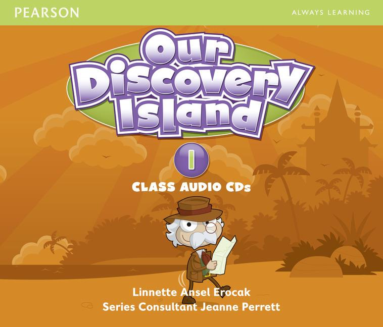 Our Discovery Island Level 1 Audio CDs (Лицензия)