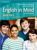 English in Mind 2nd Edition 4 Audio CDs (4)