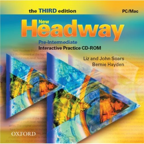 New Headway Pre-Intermediate Third Edition Interactive Practice CD-ROM