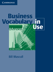 Business Vocabulary in Use: Advanced (Second Edition) Book with answers