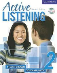 Active Listening 2nd Edition Level 2 Student's Book with Self-study Audio CD