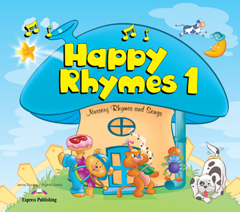 Happy Rhymes 1 Story Book (Big Story Book)