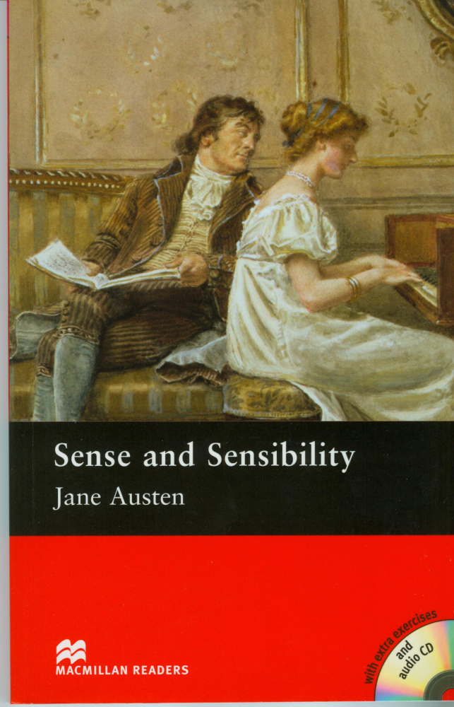Sense and Sensibility (with Audio CD)