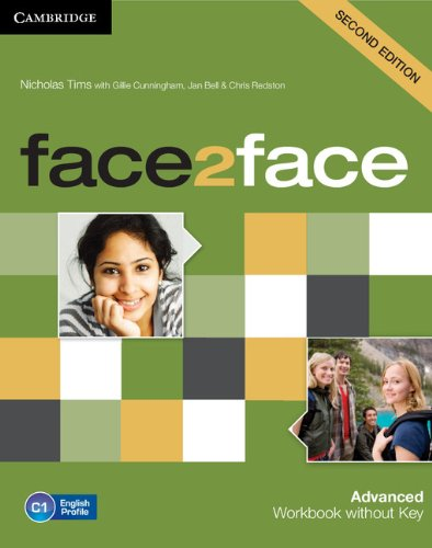 face2face (Second Edition) Advanced Workbook without Key