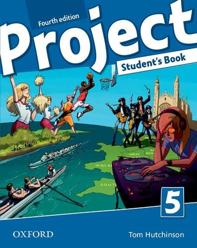 Project Fourth Edition 5 Student's Book