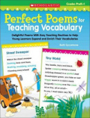 Perfect Poems for Teaching Vocabulary