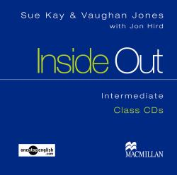 Inside Out Intermediate Class Audio CDs