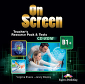 On Screen Revised B1+ Teacher's Resource Pack and Tests CD-Rom