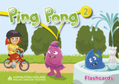 Ping Pong 2: Flashcards (Vocabulary)