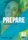 Prepare 2nd Edition 6 Student's Book with Online Workbook