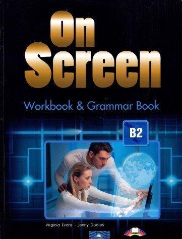 On Screen Revised B2 Workbook & Grammar Book (with Digibook App.)