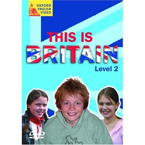 This is Britain, Level 2 DVD