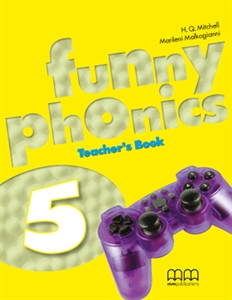 Funny Phonics 5 Teacher's Book