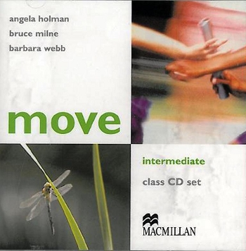 Move  Intermediate: Class Audio CDs