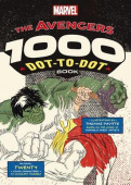 Marvel's Avengers 1000 Dot to Dot Book