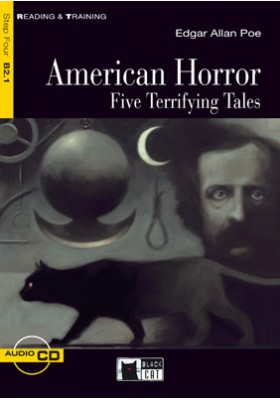 Reading & Training Step 4: American Horror + CD