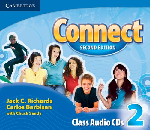 Connect Second Edition: 2 Class Audio CDs (2)