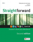 Straightforward (Second Edition) split 4 Student's Book Pack A