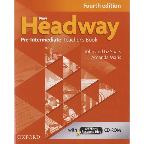 New Headway Pre-Intermediate Fourth Edition Teacher's Pack (Teacher's Book and Teacher's Resource Disc)