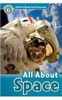 Oxford Read and Discover Level 6 All About Space Audio CD Pack