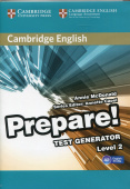 Cambridge English Prepare! Test Generator Level 2 CD-ROM