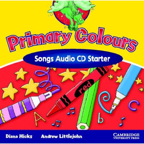 Primary Colours Starter Songs Audio CD (Лицензия)