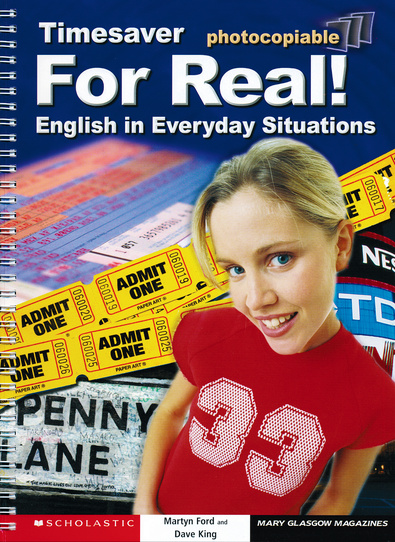 English Timesavers: For Real! English in Everyday Situations with CD